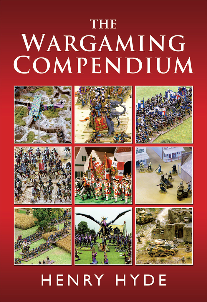 The Wargaming Compendium front cover