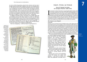 The Wargaming Compendium by Henry Hyde pages 320-321