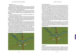 The Wargaming Compendium by Henry Hyde pages 418-419